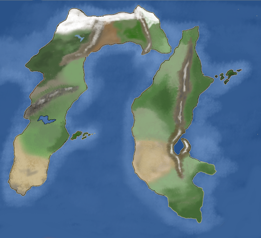 Raynia: Old World
