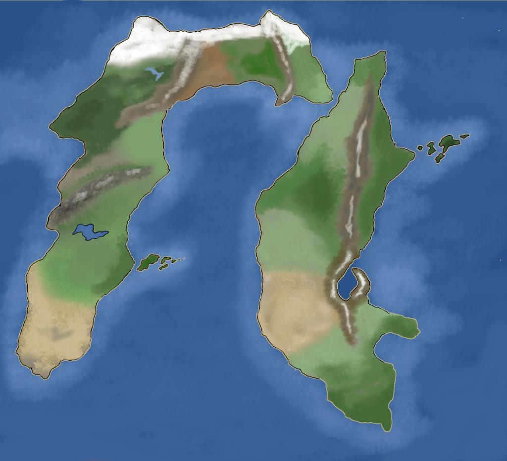Raynia: Old World